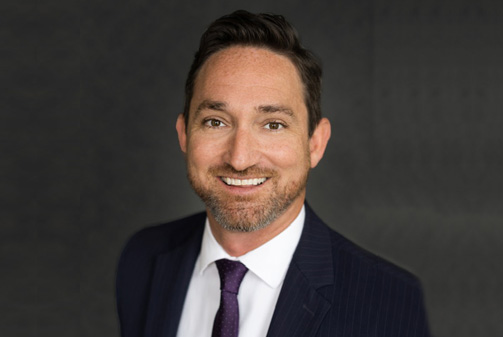 "John ""Jay"" Fraiser attorney portrait"